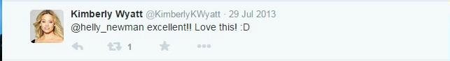 Kim Wyatt