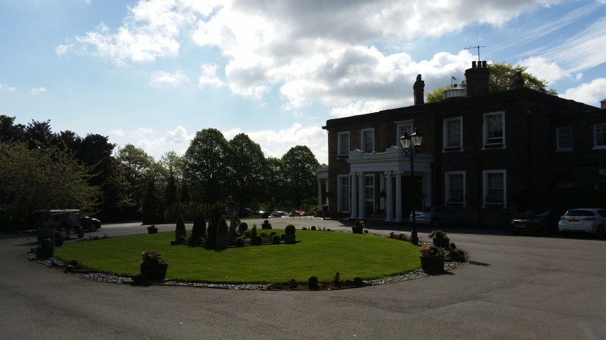 Ringwood Hall Hotel – Chesterfield