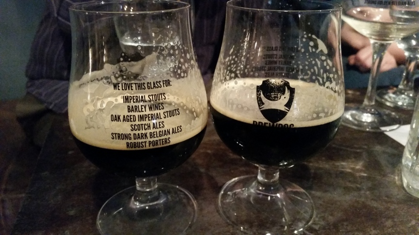 Beer Tasting at Brewdog with Living Social