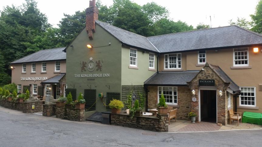 The Kingslodge Inn –Durham
