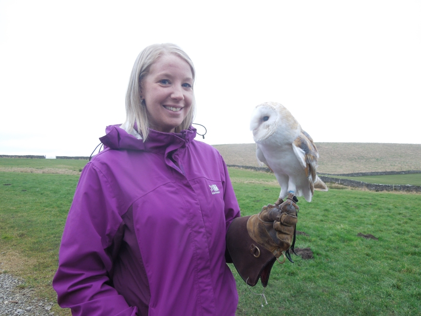 Owl & Hawk Experience at the ConistonHotel