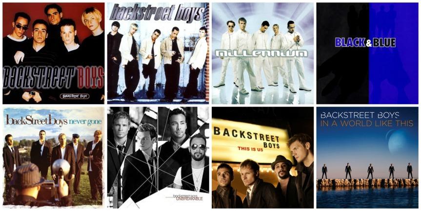 10 of the Best: Backstreet Boys albumtracks