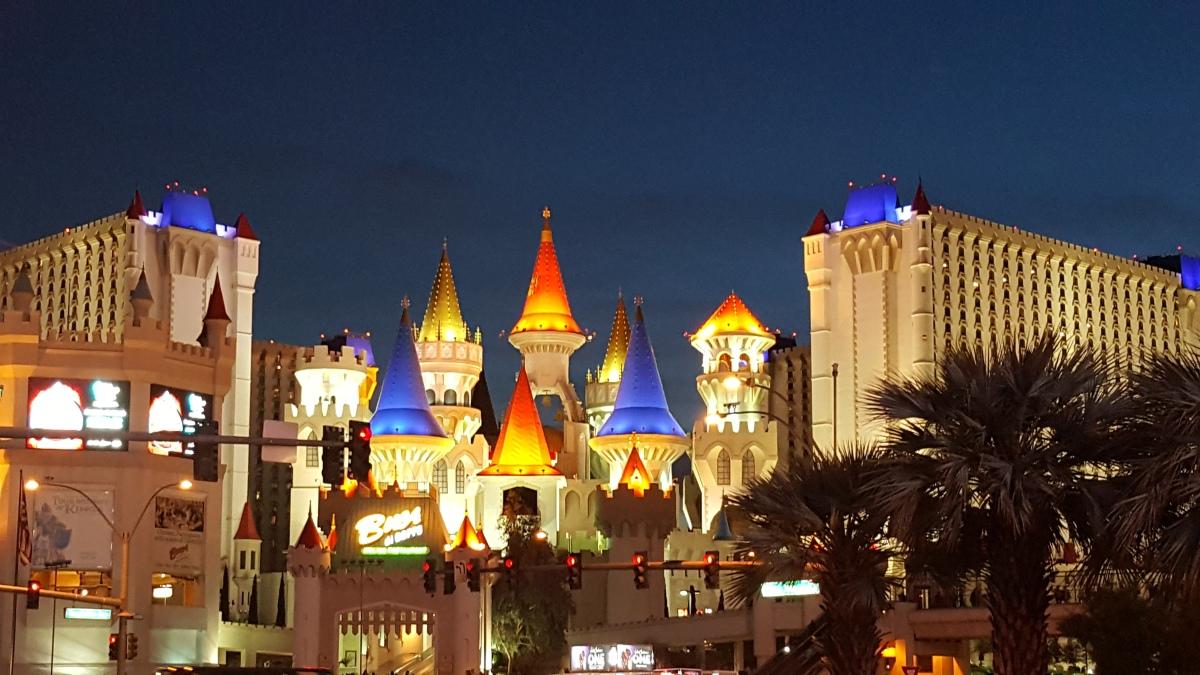 Excalibur Hotel Las Vegas Reviews