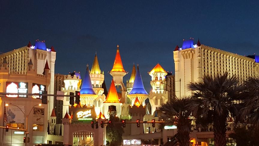 Excalibur Hotel & Casino, LasVegas