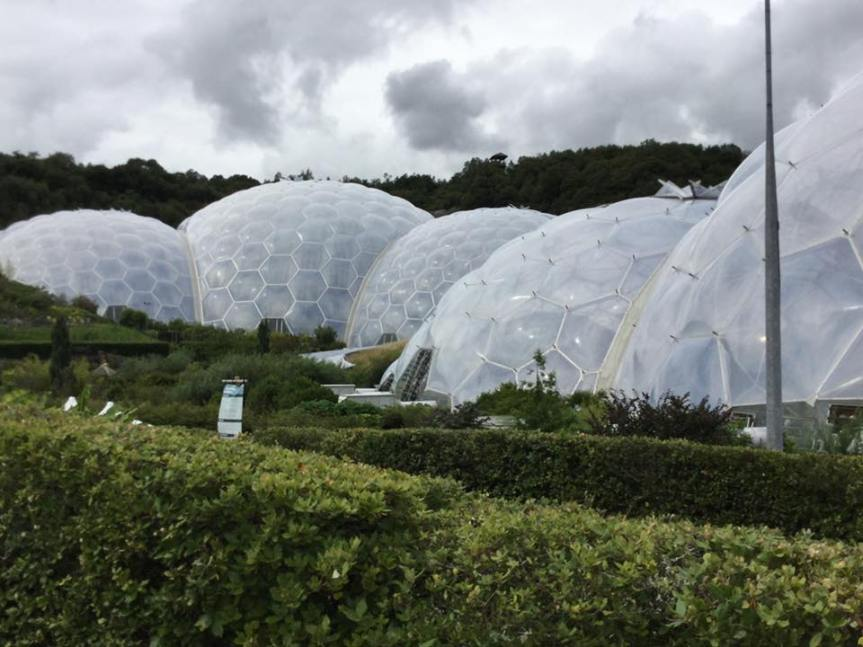 The Eden Project,Cornwall