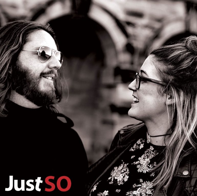 JustSO release debut album