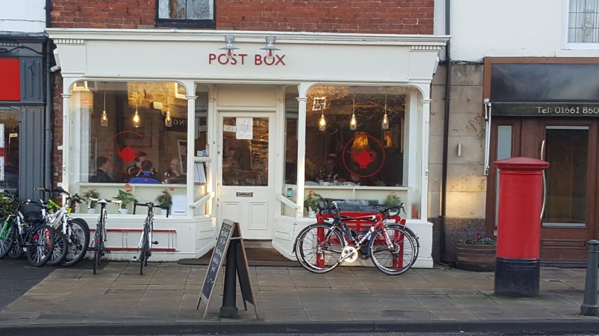 Review: The Post Box, Ponteland